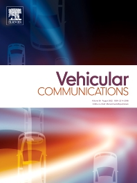 Cover image for Vehicular Communications