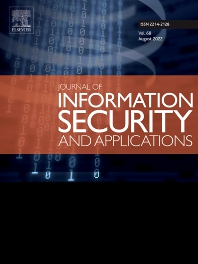 Cover image for Journal of Information Security and Applications