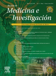 Cover image for Revista de Medicina e Investigación