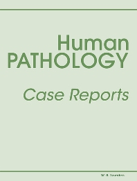 Cover image for Human Pathology: Case Reports