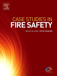 Cover image for Case Studies in Fire Safety