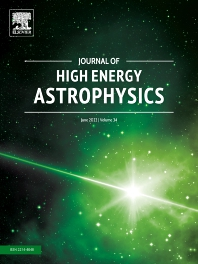 Cover image for Journal of High Energy Astrophysics