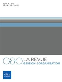 Cover image for La Revue Gestion et Organisation