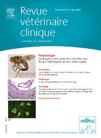 Cover image for Revue Vétérinaire Clinique