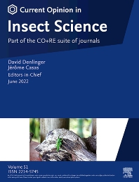 Current Opinion in Insect Science - ISSN 2214-5745