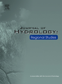 Cover image for Journal of Hydrology: Regional Studies