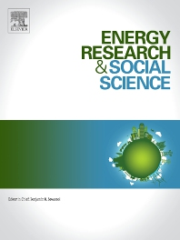 Cover image for Energy Research & Social Science