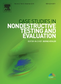 Cover image for Case Studies in Nondestructive Testing and Evaluation