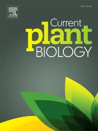 Cover image for Current Plant Biology