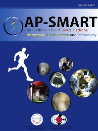 Cover image for Asia-Pacific Journal of Sports Medicine, Arthroscopy, Rehabilitation and Technology