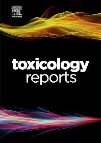cover of Toxicology Reports