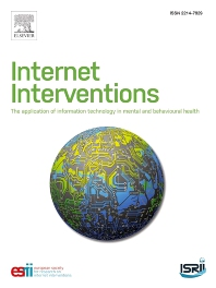Cover image for Internet Interventions