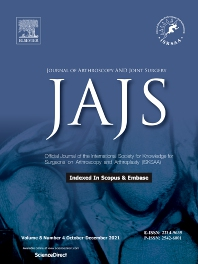 Journal of Arthroscopy and Joint Surgery - ISSN 2214-9635
