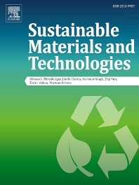 cover of Sustainable Materials and Technologies