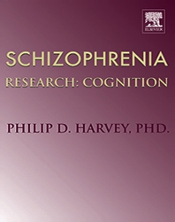 Cover image for Schizophrenia Research: Cognition