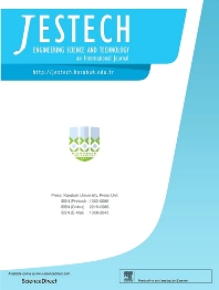 Cover image for Engineering Science and Technology, an International Journal