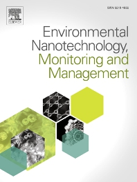 Cover image for Environmental Nanotechnology, Monitoring and Management