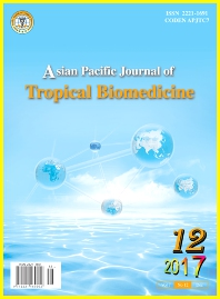 Cover image for Asian Pacific Journal of Tropical Biomedicine
