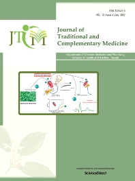 Cover image for Journal of Traditional and Complementary Medicine