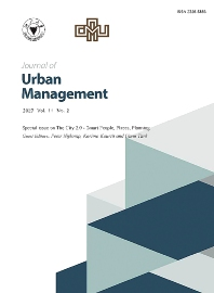Cover image for Journal of Urban Management