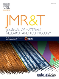 Cover image for Journal of Materials Research and Technology