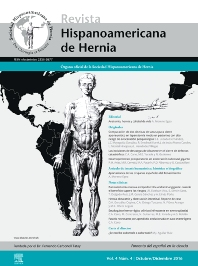 Cover image for Revista Hispanoamericana de Hernia