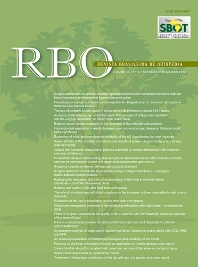 Cover image for Revista Brasileira de Ortopedia (English Edition)