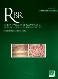 Cover image for Revista Brasileira de Reumatologia (English Edition)