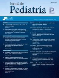 Cover image for Jornal de Pediatria (Versão em Português)