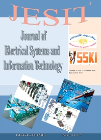 Cover image for Journal of Electrical Systems and Information Technology