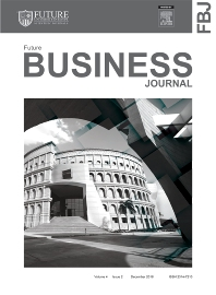 Cover image for Future Business Journal
