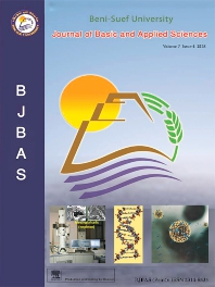 Cover image for Beni-Suef University Journal of Basic and Applied Sciences