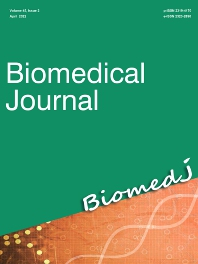 Cover image for Biomedical Journal