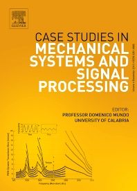 Cover image for Case Studies in Mechanical Systems and Signal Processing