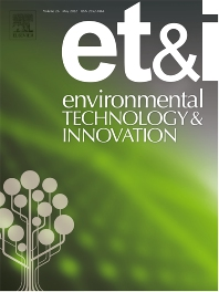 Cover image for Environmental Technology & Innovation