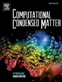 Cover image for Computational Condensed Matter