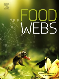 Cover image for Food Webs