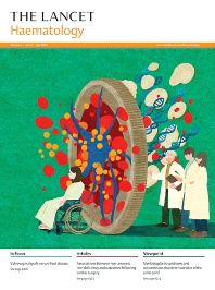 Cover image for The Lancet Haematology