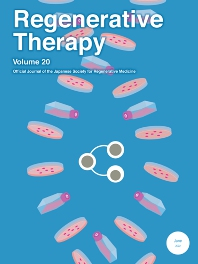 Cover image for Regenerative Therapy