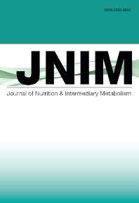 Cover image for Human Nutrition & Metabolism