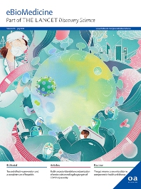 Cover image for EBioMedicine