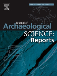 Cover image for Journal of Archaeological Science: Reports