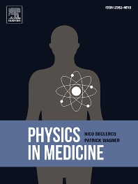 Cover image for Physics in Medicine