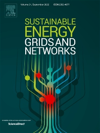 Cover image for Sustainable Energy, Grids and Networks
