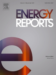 Cover image for Energy Reports