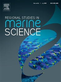 Cover image for Regional Studies in Marine Science