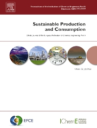 Cover image for Sustainable Production and Consumption