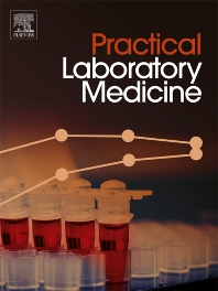 Cover image for Practical Laboratory Medicine