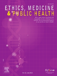 Ethics, Medicine & Public Health - ISSN 2352-5525