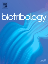 Biotribology - ISSN 2352-5738